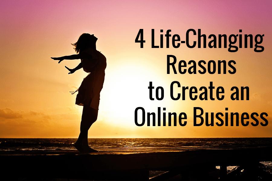 Create an online business